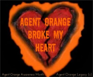 Agent Orange Broke My Heart