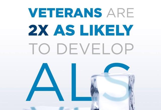 Veterans with ALS