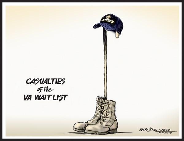 VA Scandal 2014-15