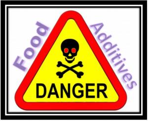 Danger Food Additives
