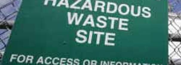 Camp Lejeune Water Contamination