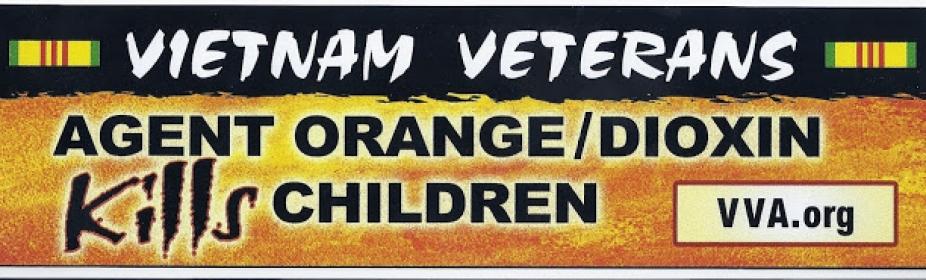 Agent Orange Dioxin Kills Children