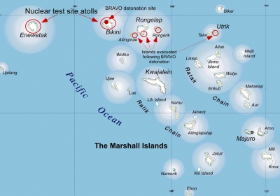 Nuclear Site Atolls