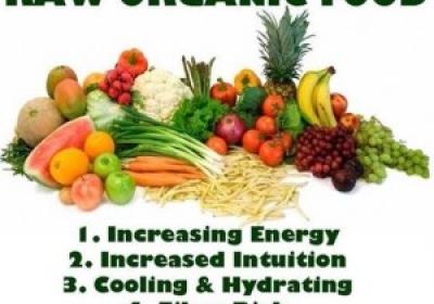LOVME values Organic Food