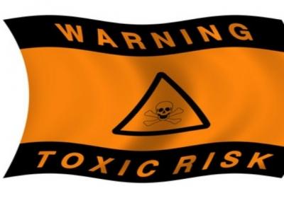 Warning Toxic Risk