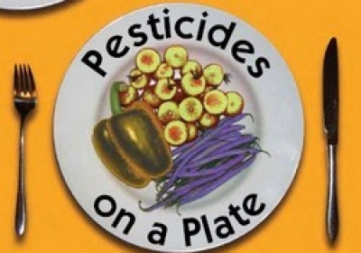 Pesticides On A Plate