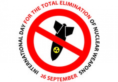 International Day for the Total Elimination of Nuclear Weapons